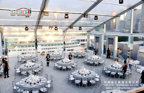 10×20 Transparent Party Tent