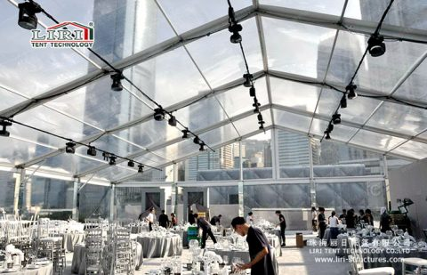 10×20 clear party tent for sale