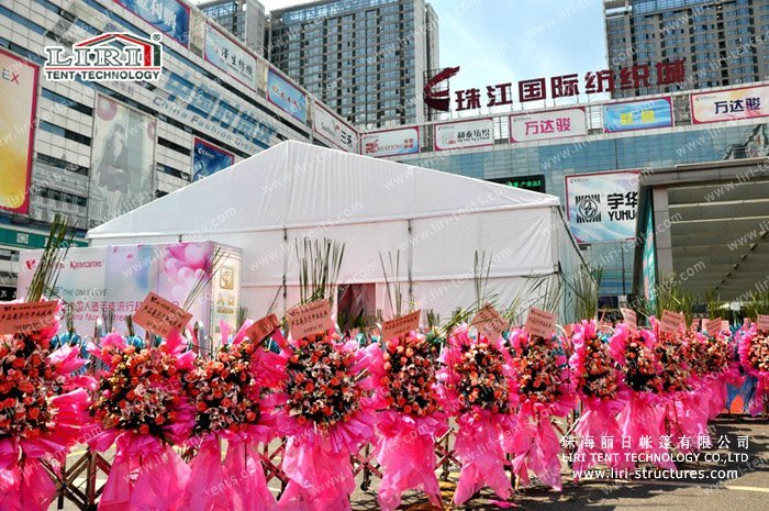 fashion show marquee tents