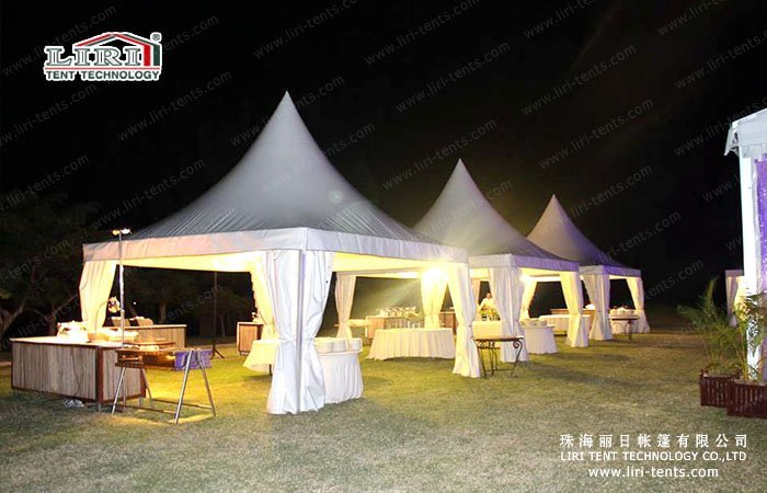 Types of liri tents can provide rental tents