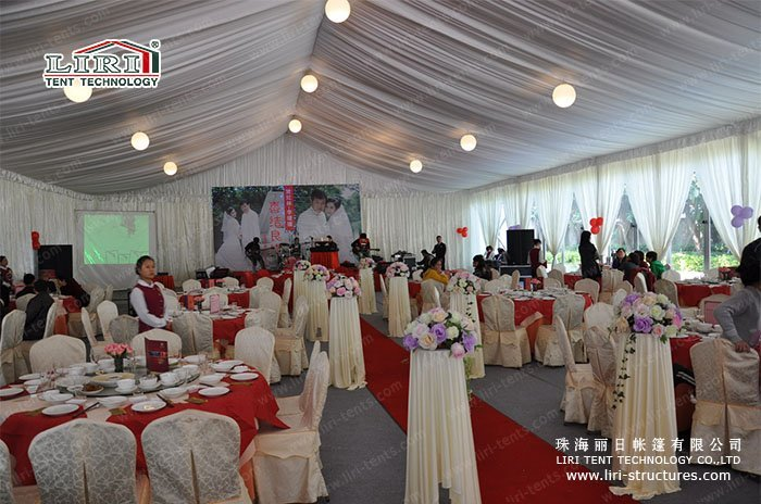 20x50 Frame Wedding Marquee For Sale Liri Tent Structure