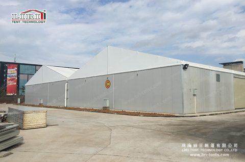 20m Storage Tent