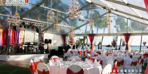 Liri Wedding Tent As Grand As A Luxury Hotel