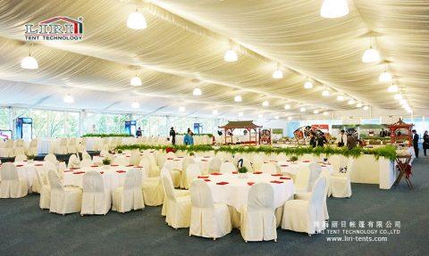 30×30 large wedding tent