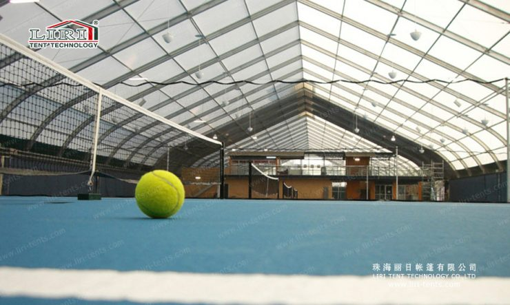 New Age For Gymnasium: Mobile Sports Tent