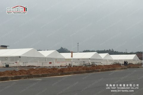 50m Industrial Storage Tents