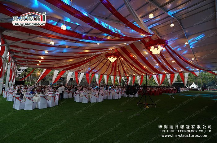 Outside Frame Wedding Marquee for Sale & 50 x 50 Large Wedding Marquee - Liri Tent Structure