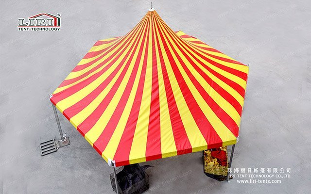 Liri Festival Tent for International Circus Festival : circus tent decorations - memphite.com