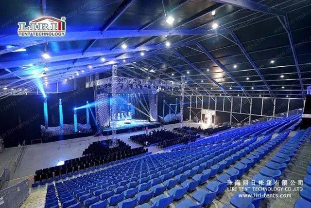Big Event Tent For Magic Show