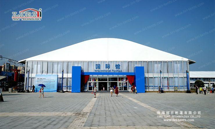 Menacing Typhoon Strong Liri Tent