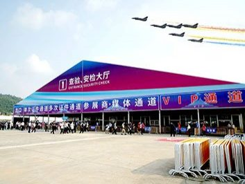 Airshow Tent for Airshow China
