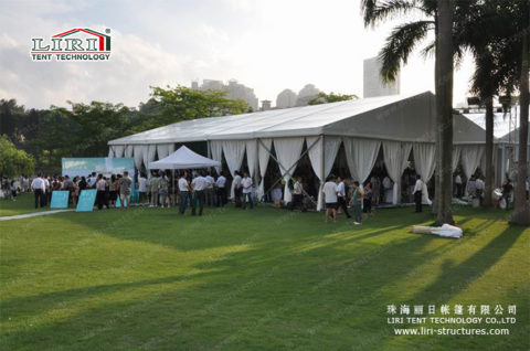 Aluminium Frame wedding Tent