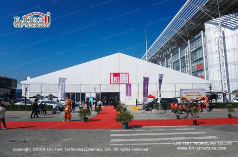 Auto Show Luxury Exhibition Tent