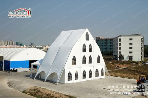 Church Tent from liri