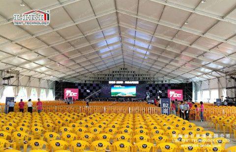 Concert Halls tent