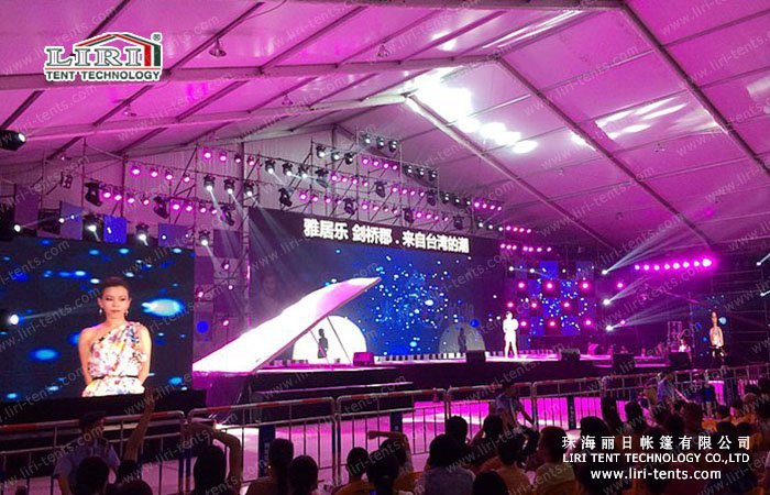 Used Party Tents For Sale >> Concert & Music Festival Event Marquee - Liri Tent Structure