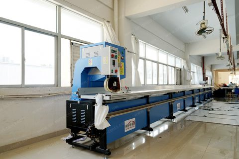 Continuous High Frequency Welding Machine