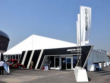 Exhibition Tent for Auto Show