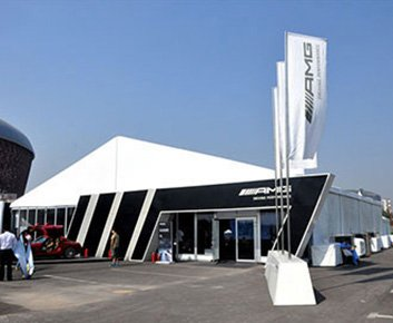 Exhibition Tent for Auto Show