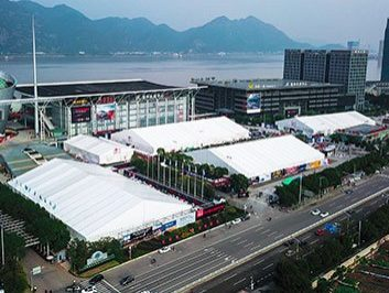 Exhibition Tent for Auto Show 3