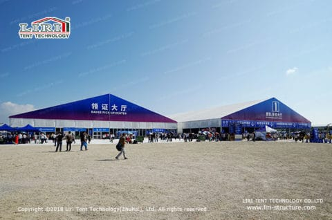 Exhibition Tents For Airshow China