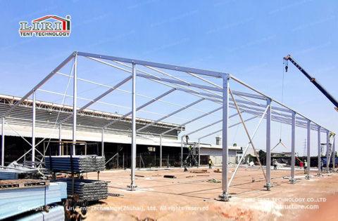 High Quality Aluminum Frame Warehouse Tent