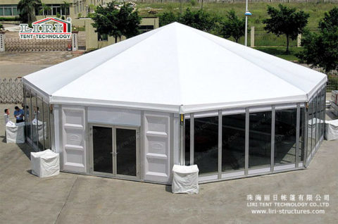 Multi Side Wedding Tent