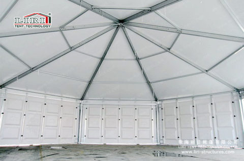 Multi Side Wedding marquee Tent