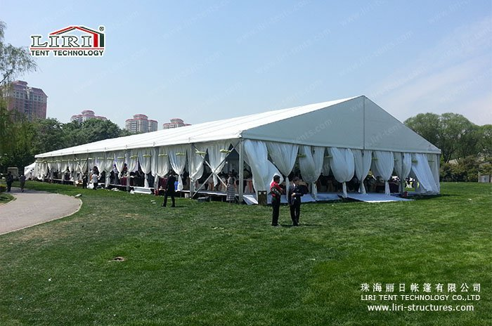 20 by 50 Big Wedding Marquee Decorations & 20x50 Frame Wedding Marquee for Sale - Liri Tent Structure