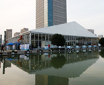 Outdoor Exhibition Hall for Hire