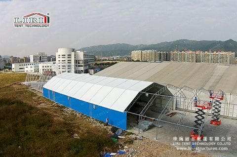 Steel Structure Industrial Tent for sale