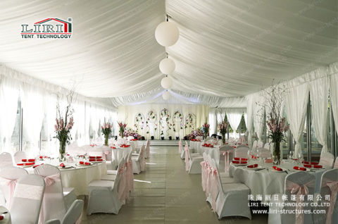 Wedding Reception Tent 20m