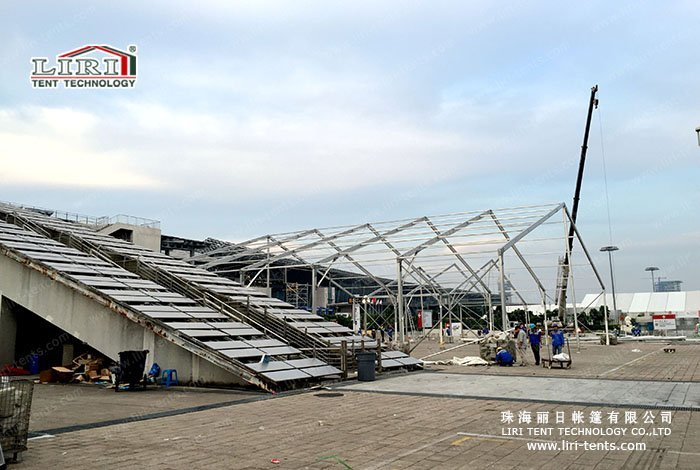 Liri Structures for Canton Fair