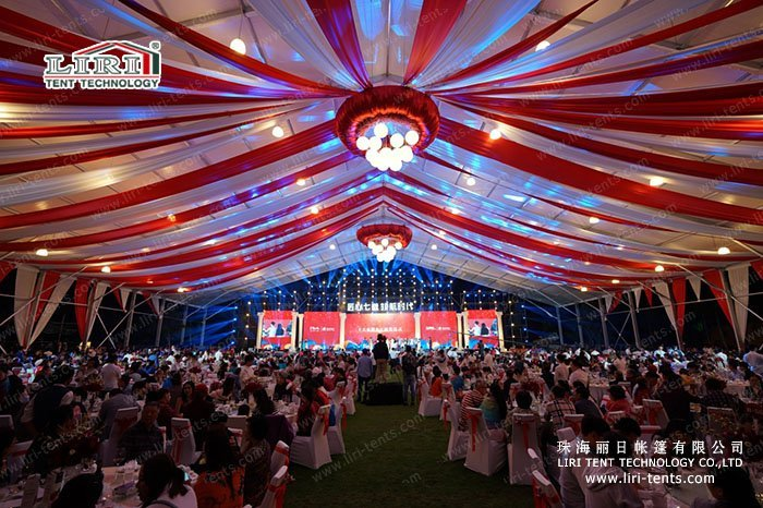 Marquee Landscape and Banquet