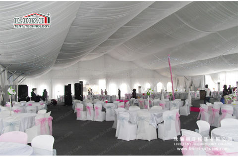 big Aluminium Frame wedding Tent