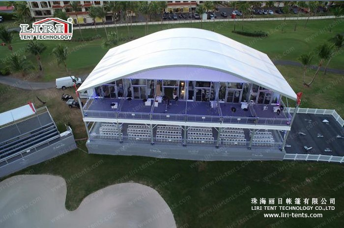 Liri Structure supports the PGA Puerto Rico Open