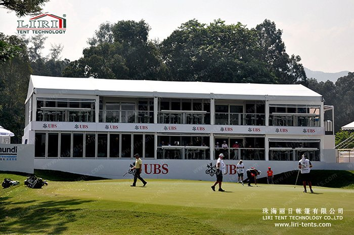 LIRI TENT supports the PGA Puerto Rico Open & LIRI TENT supports the PGA Puerto Rico Open - Liri Tent Structure