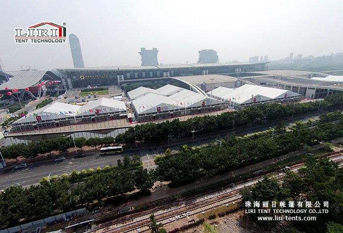 Liri Structure for Canton Fair