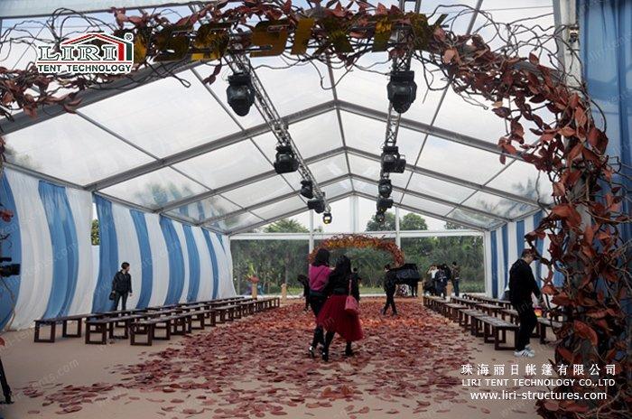 transparent event tents