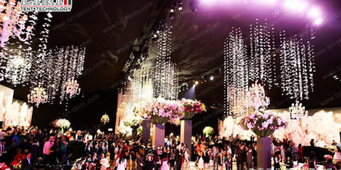 Liri Party Tent-Creating the High-profile Luxury for You