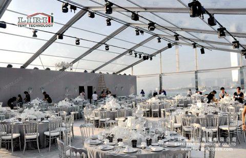 luxury Transparent Party Tent