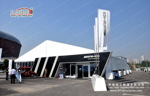 outdoor Exhibition Tent for Auto Show