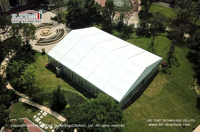 How To Decorate For Wedding Reception Under A Tent Liri Tent Structure