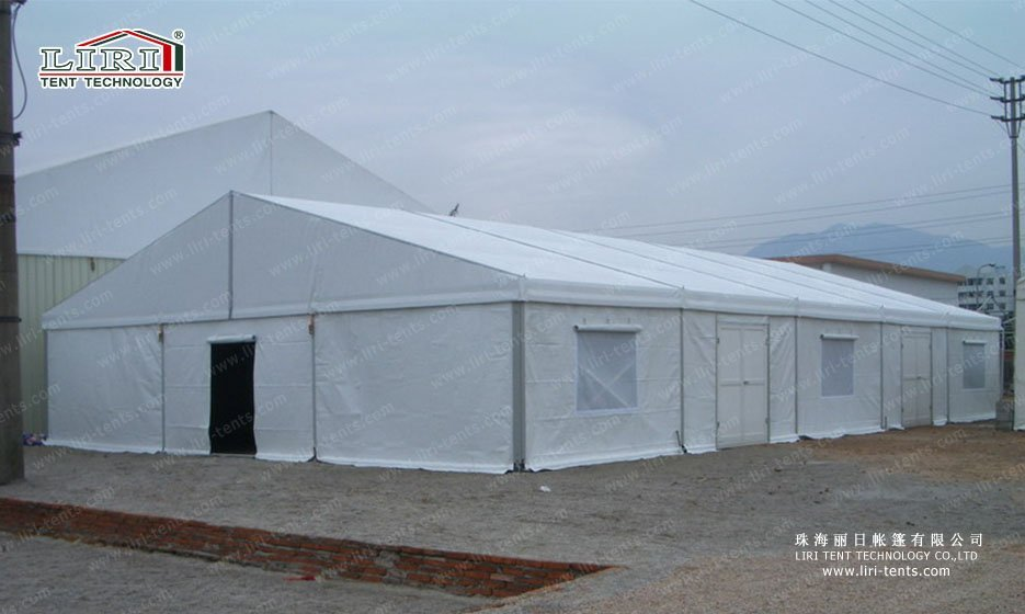 Refugee Tents from Liri & Relief Tent - Liri Tent Structure