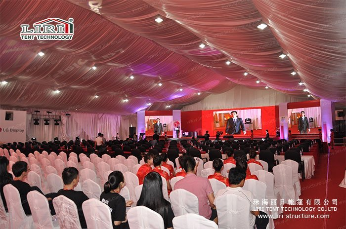 30x60 Large Party Marquee Rental Liri Tent Structure