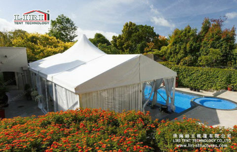 6x9 Backyard Wedding Tent
