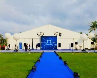 White Event Tent Purchase