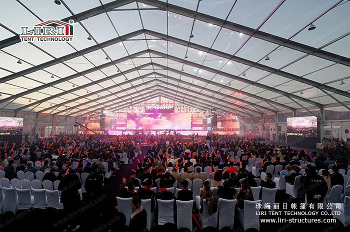 Clear Roof Party Marquee For Sale Liri Tent Structure