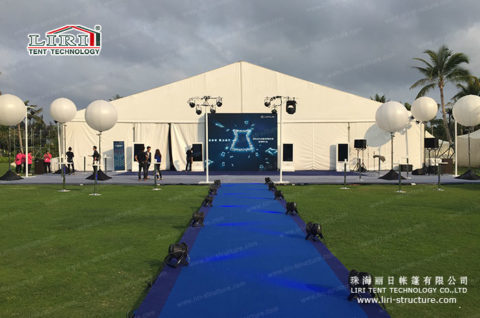 white event tents
