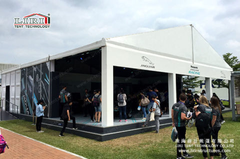 20 x 20 canopy event tent